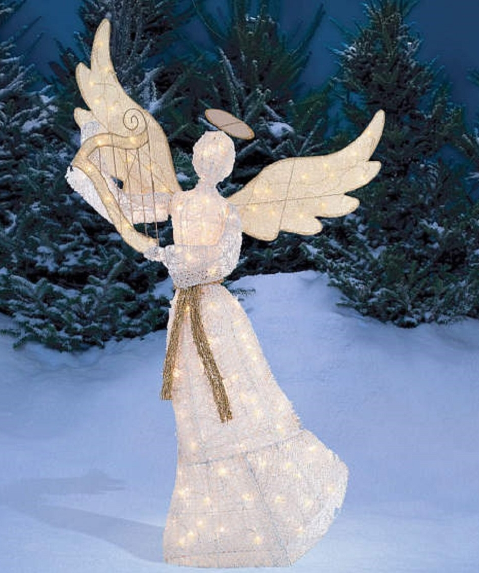 Light-Up Angel