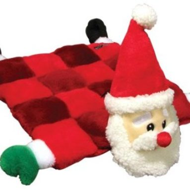 Holiday Squeaker Mat
