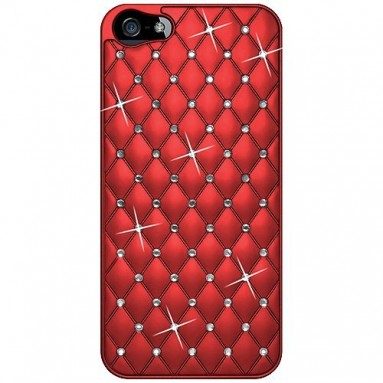 Holiday Red Case Cover For iPhone 5