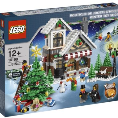LEGO Creator Winter Toy Shop
