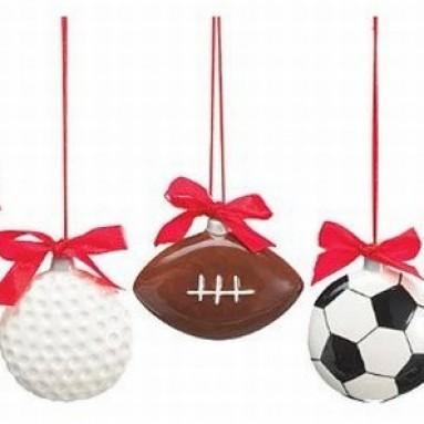Sport Christmas Ornaments