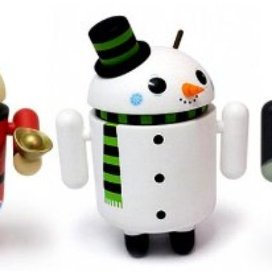 Android Mini Collectible Cai Shen + Flakes + Power Vampire