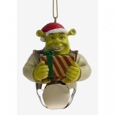 Shrek Jingle Buddies Christmas Ornaments