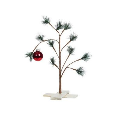 Charlie Brown Christmas Tree 18″