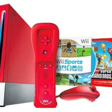 Wii Hardware Bundle