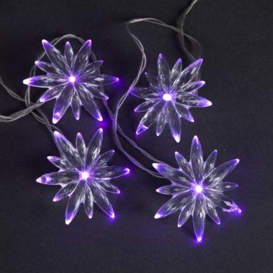 Snowflake LED Christmas Lights