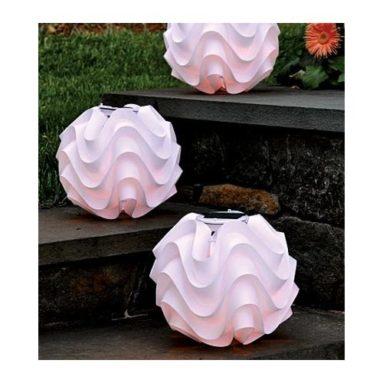 Modern Solar-Powered Lantern