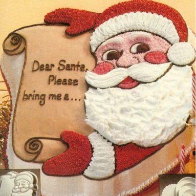 List Christmas Holiday Cake Pan
