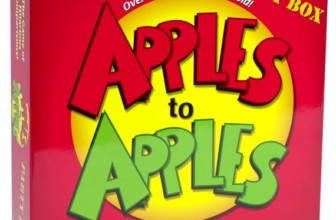 Apples to Apples Party Box – The Game of Hilarious Comparisons