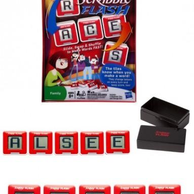 Scrabble Flash Cubes