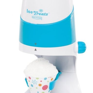 Ice Treats Electric Ice Shaver