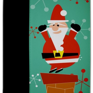 iPad 2 & 3 Christmas Theme (Retro Santa)