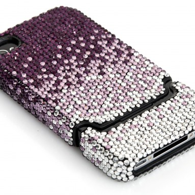 Crystal Cover Case for iPhone 4 4S