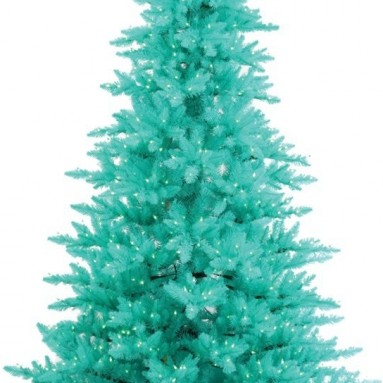 Aqua Fir Lights