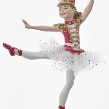 Ballerina Girl Decorative Hanging Ornament
