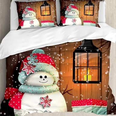 Christmas Duvet Cover Set King
