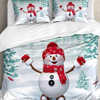 Christmas Duvet Cover Set