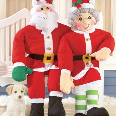 Christmas Greeter Decorations