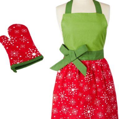 Christmas Kitchen Hostess Gift Set
