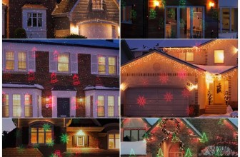 Christmas Laser Lights Projector Outdoor