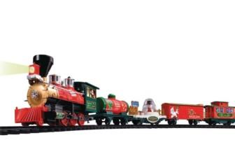 Christmas Train North Pole Express