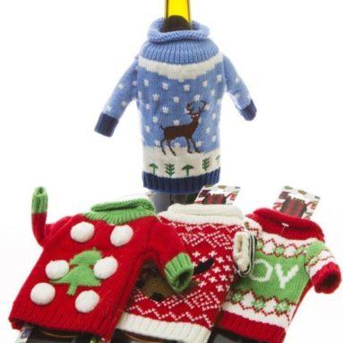 Christmas Wine Bottle Accessory