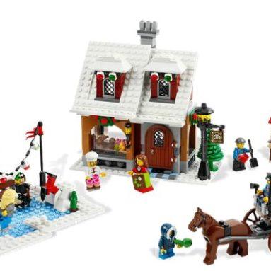 LEGO Creator Holiday Bakery
