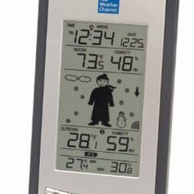 La Crosse Technology Weather Channel WS-9625TWC-IT Wireless Forecast Station with Oscar Outlook