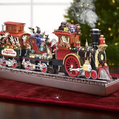 Santa's Animated Musical Express