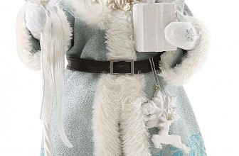 Possible Dreams Grandfather Frost Santa Figurine