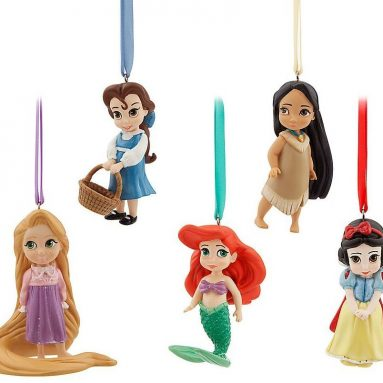 Disney Animators' Collection Ornament Box Set