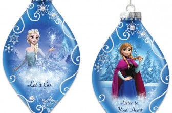FROZEN Christmas Tree Ornaments Set