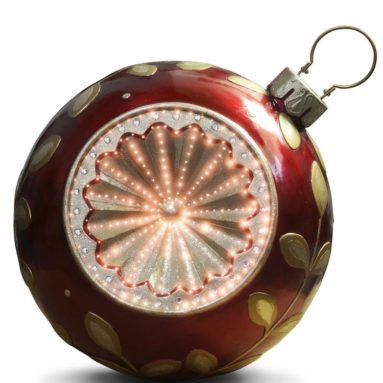 21″ Fiber Optic Ornament