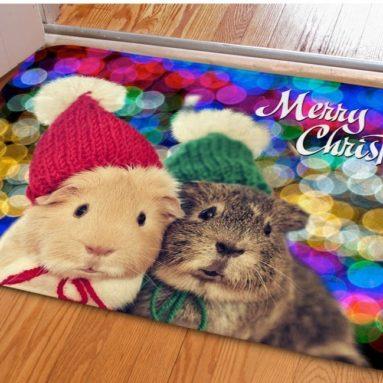 Hamster Doormat