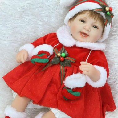 Handmade Lifelike Silicone doll