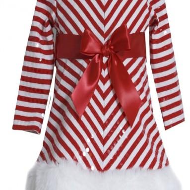 Holiday Christmas Santa Dress