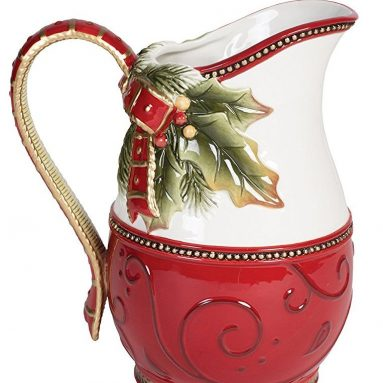 Holiday Collection Pitcher