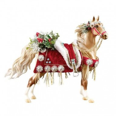 Holiday on Parade Horse