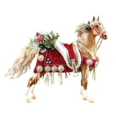 Holiday on Parade Horse