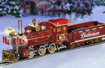 Illuminated Holiday Express Train Set