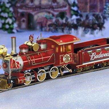 Illuminated Holiday Express Train Set