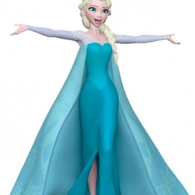 Keepsake Ornament Disney Frozen Let It Go Queen Elsa
