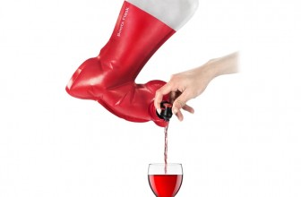 Keymi Christmas Stocking Flask