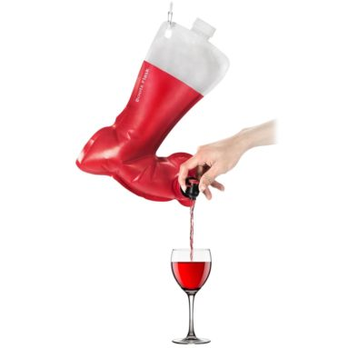 Keymi Christmas Stocking Flask