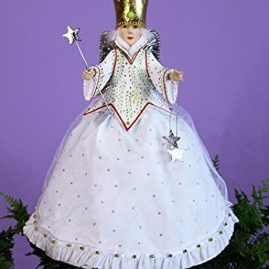 Krinkles Star Fairy Tree Topper