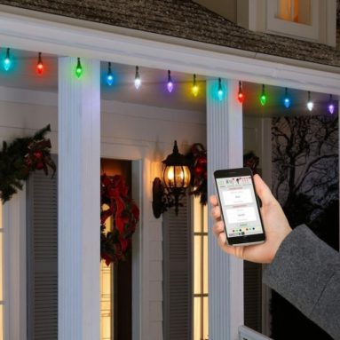 LED Christmas String Lights