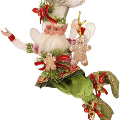 Mark Roberts Gingerbread Cookie Fairy Small