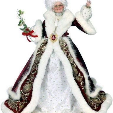 Mark Roberts Mrs. Mistletoe Claus