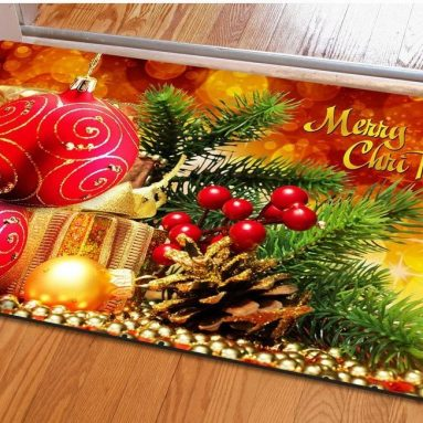 Merry Christmas Gift Kids Room Door Mat