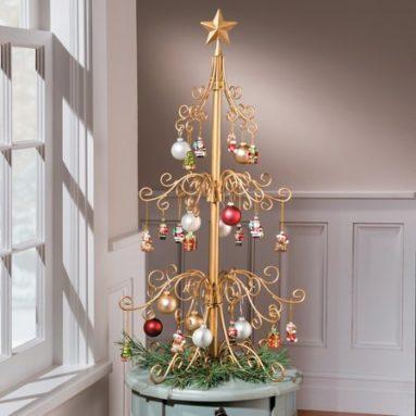 Metal Ornament Christmas Tree